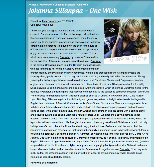 OW review Wave FM 2013